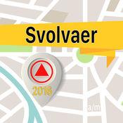 Svolvaer 离线地图导航和指南 1