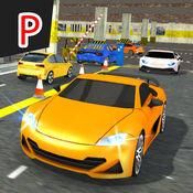 多层停车场 3D-驾驶模拟器 1