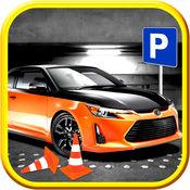 多级停车场疯狂驾驶挑战3D 1