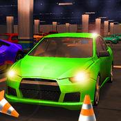 多层汽车停车司机模拟器 1