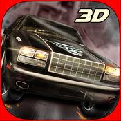 疯狂的歹徒车司机模拟器3D 1