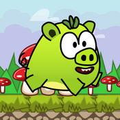 捣蛋猪:滚动的天空 - 儿童游戏免费6岁,7岁,8岁