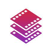 用于Vine 和 Instagram 的视频合并+结合及混合影片片段&幻