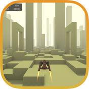 Xracer飞船赛车3D免费游戏 1.1