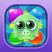 小猪闯关免费版--果冻泡泡消除 1.2