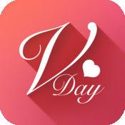 锁屏壁纸设计师专业版 - 粉色情人节特辑 for iOS 7 1