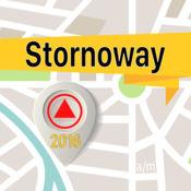 Stornoway 离线地图导航和指南 1