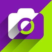 镜面反光照片编辑器 – 分裂与图片双摄像效果 1