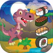 恐龙 寿司餐厅-烹饪冒险发烧友的模拟经营游戏 1.0.1