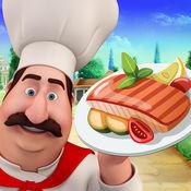 厨房烹饪食品的超级明星 - 主厨餐厅嘉年华游戏发烧 1