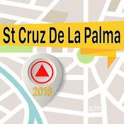 St Cruz De La Palma 离线地图导航和指南 1
