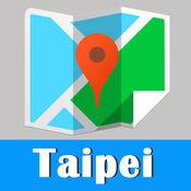 甲虫台北旅游指南地铁离线地图 Taipei travel guide and o