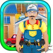 疯狂机械车库 - 汽车修理车间沙龙及卡车游戏 1
