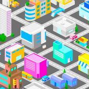 3D城市地图 - 观看各国建筑风景的立体全景地图 1