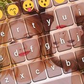 照片背景 键盘 我的 主题 表情符号 1