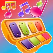 儿童宝宝弹钢琴 - 早教儿童钢琴 2
