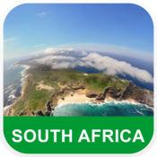 南非 离线地图 - PLACE STARS v1.1