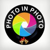 PIP画中画图片背景变换器 - 图片合成 + 文字编辑! 1
