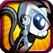 坏猴子机器人 FREE - 香蕉收集马戏团跳 1