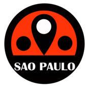 圣保罗旅游指南地铁路线巴西离线地图 BeetleTrip Sao Paul