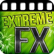 Extreme FX - 电影与现实的视觉效果使专项行动 2.1
