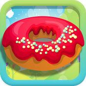 果酱甜甜圈 - 美味可口的巧克力对待拼图 1.2