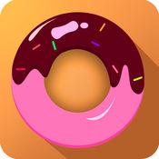 制作甜甜圈 - 烹饪发烧友的模拟经营游戏 1