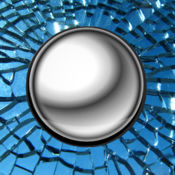 破灭 玻璃 步骤 : 不 休息 玻璃 瓷砖 1