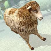 羊农场   迷你 羊 宠物 模拟 赛跑 游戏 免费 1.0.0