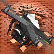四轴飞行器无人驾驶飞机飞行模拟器 - 点击播放。 1
