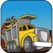 鰂魚卡車司機 FREE - 一個建築交貨模擬器為男孩 1