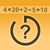 速算问答 - 训练计算技巧的数学游戏和智力题 1.1.1