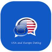 欧洲和美国约会 - 当地单身人士聊天和认识 1.2
