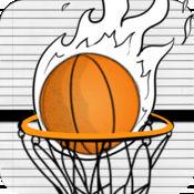 Doodle Basketball - 涂鸦 篮球 游戏 1