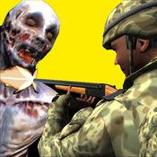 射击僵尸游戏...