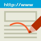 Webページに自由に書き込めるノート Browser Pencil 1.2