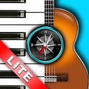 和弦罗盘精简版:找到钢琴,吉他等各种不同乐器的和弦 ! 1