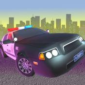 狂野汽车赛车 - 警察英雄真实射击僵尸 1