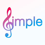 简单的音乐 - 全新键盘以超赞的钢琴,吉他,键盘的声音和MIDI