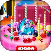 生日蛋糕制造商...