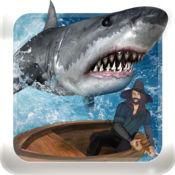 饥饿的鲨鱼进化...