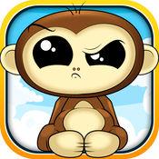 请勿触摸邪恶香蕉 - Tappy猴子挑战 1