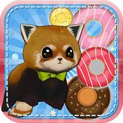 甜甜圈泡沫之旅射手糖果 - 为孩子们免费游戏最酷 & 有趣-