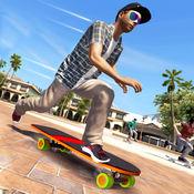 极端 溜冰 模拟器 : 无尽 运行 游戏 1