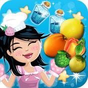 英雄糖果水果农场 - 果冻比赛3场比赛的最高追求 1