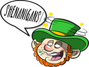 St. Patrick's Day Sticker Pack贴纸,设计:Beejaydel 2.0.1