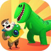 侏罗纪GO - 恐龙抓拍历险 - 发现并且抓拍可爱、有趣的恐龙