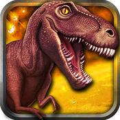 侏罗纪猎人的苹果浏览器岛3D:刷新世界恐龙园亨特在狩猎季节