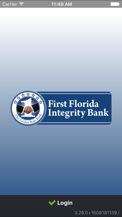 First Florida Integrity Bank Mobile Banking