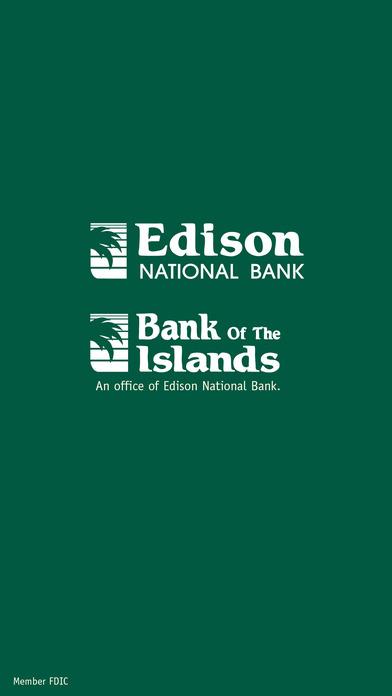 Edison National Bank Mobile Banking